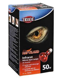 Trixie Reptiland Warmtelamp Infrarood 50 Watt 6,3x6,3x10 Cm