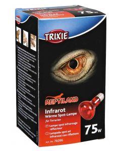 Trixie Reptiland Warmtelamp Infrarood 75 Watt 6,3x6,3x10 Cm