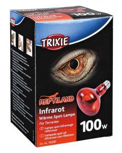 Trixie Reptiland Warmtelamp Infrarood 100 Watt 8x8x10,8 Cm
