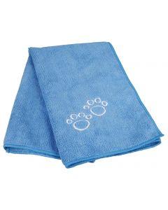 Trixie Handdoek Blauw 60x50cm