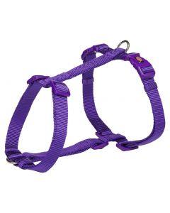 Trixie Premium Hondentuig H Violet 42-60x1,5 Cm