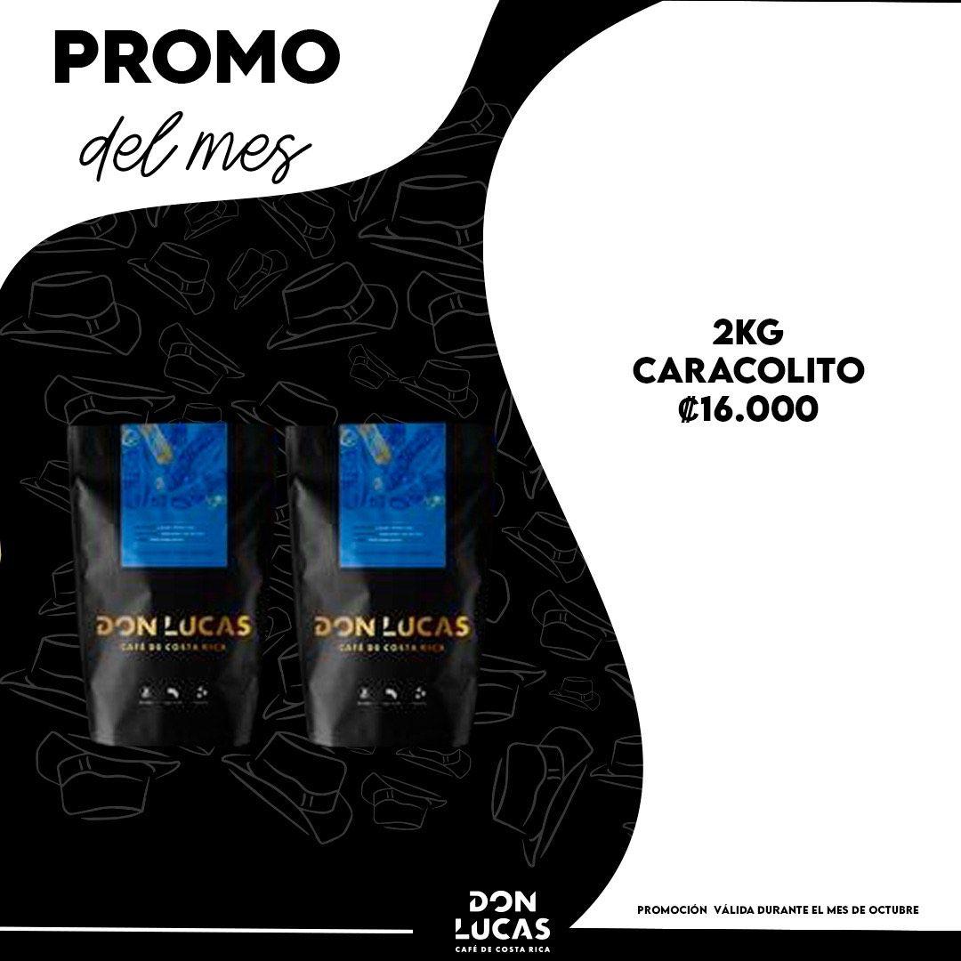 2Kg Caracolito