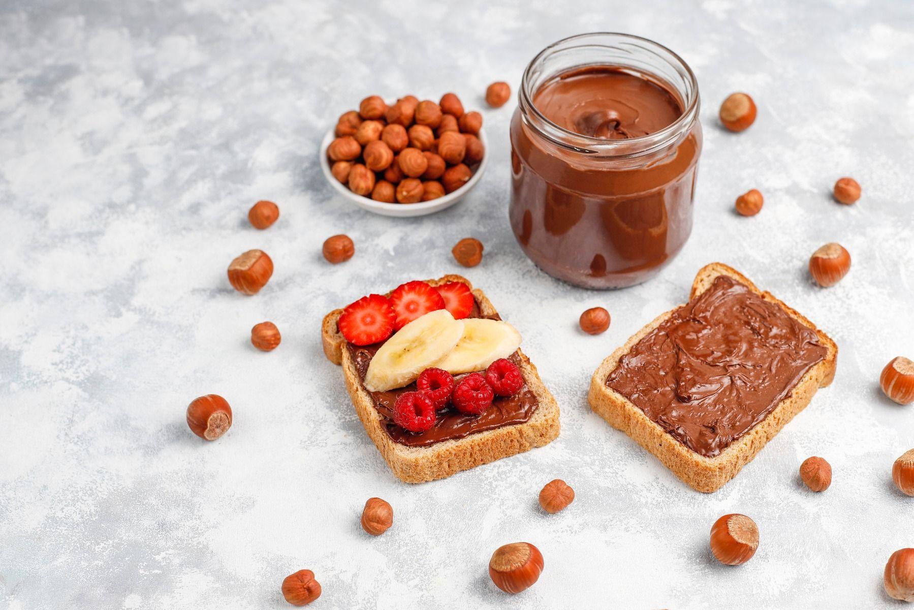 Spread de cocoa sabor avellana