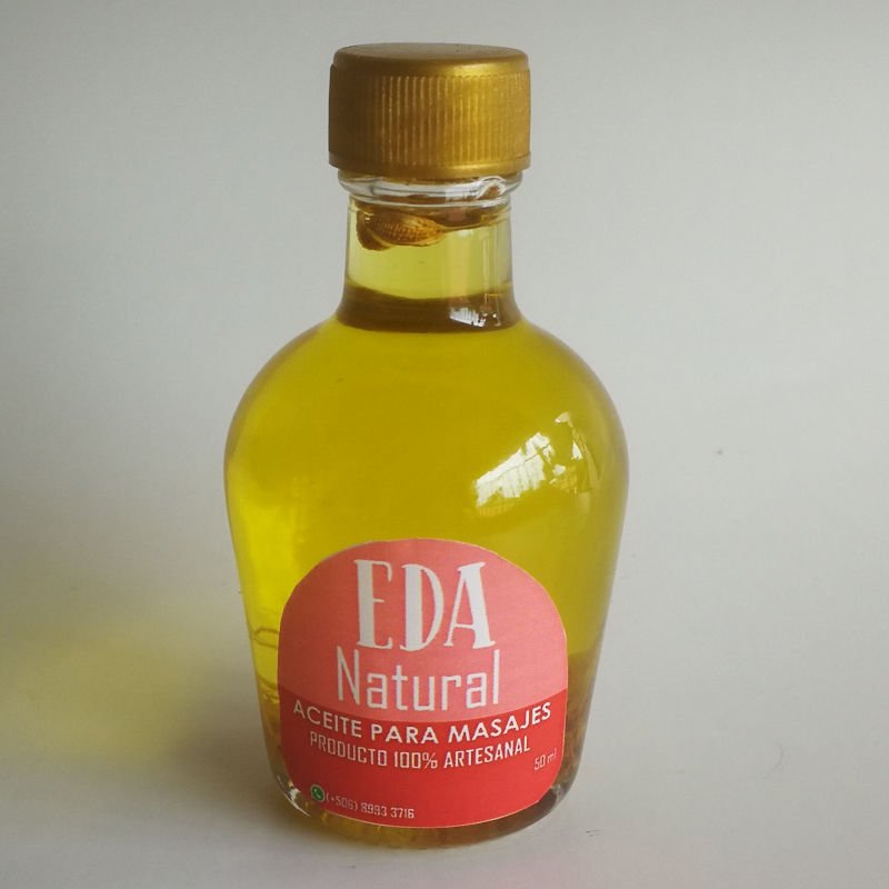 Aceite para masajes