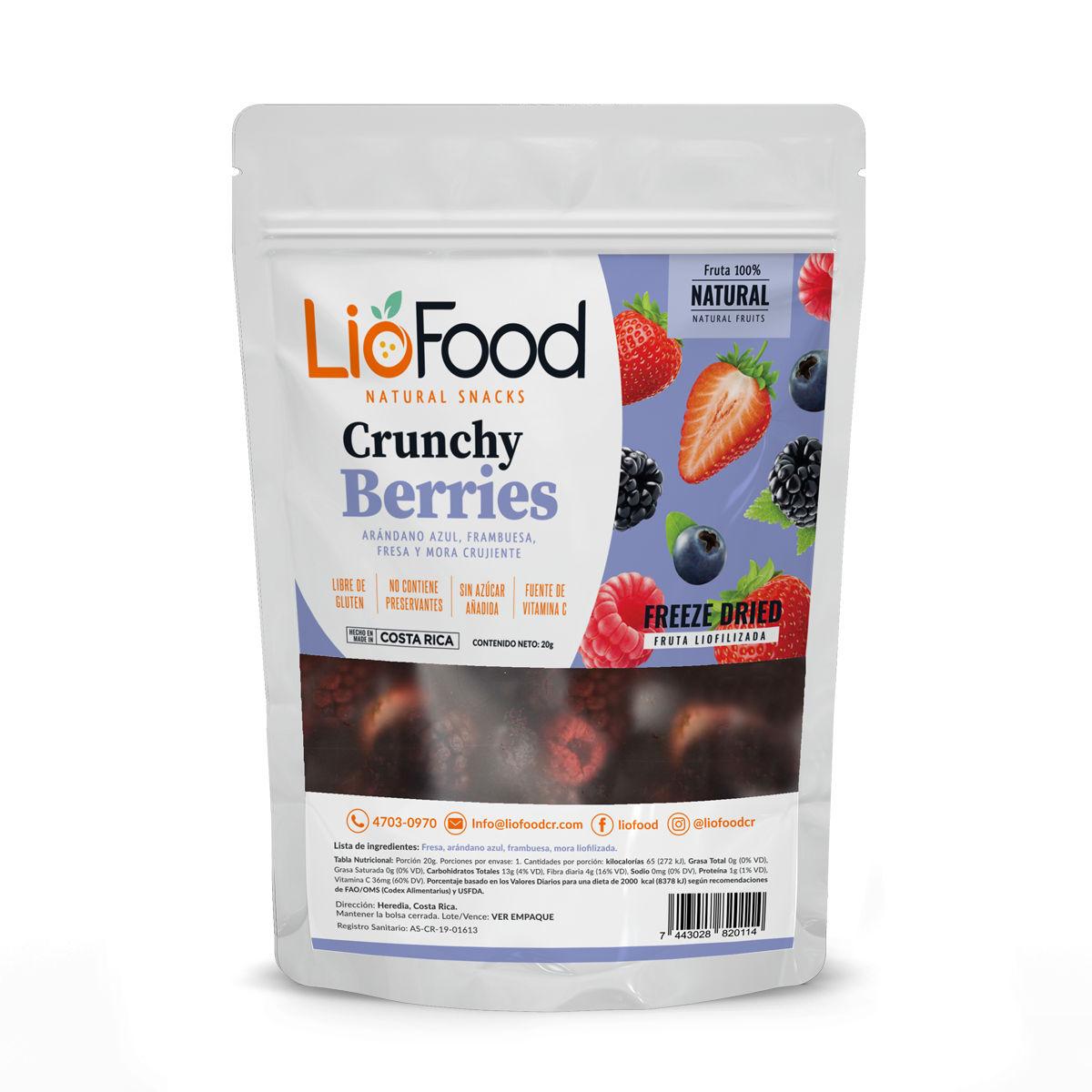 Crunchy Berries