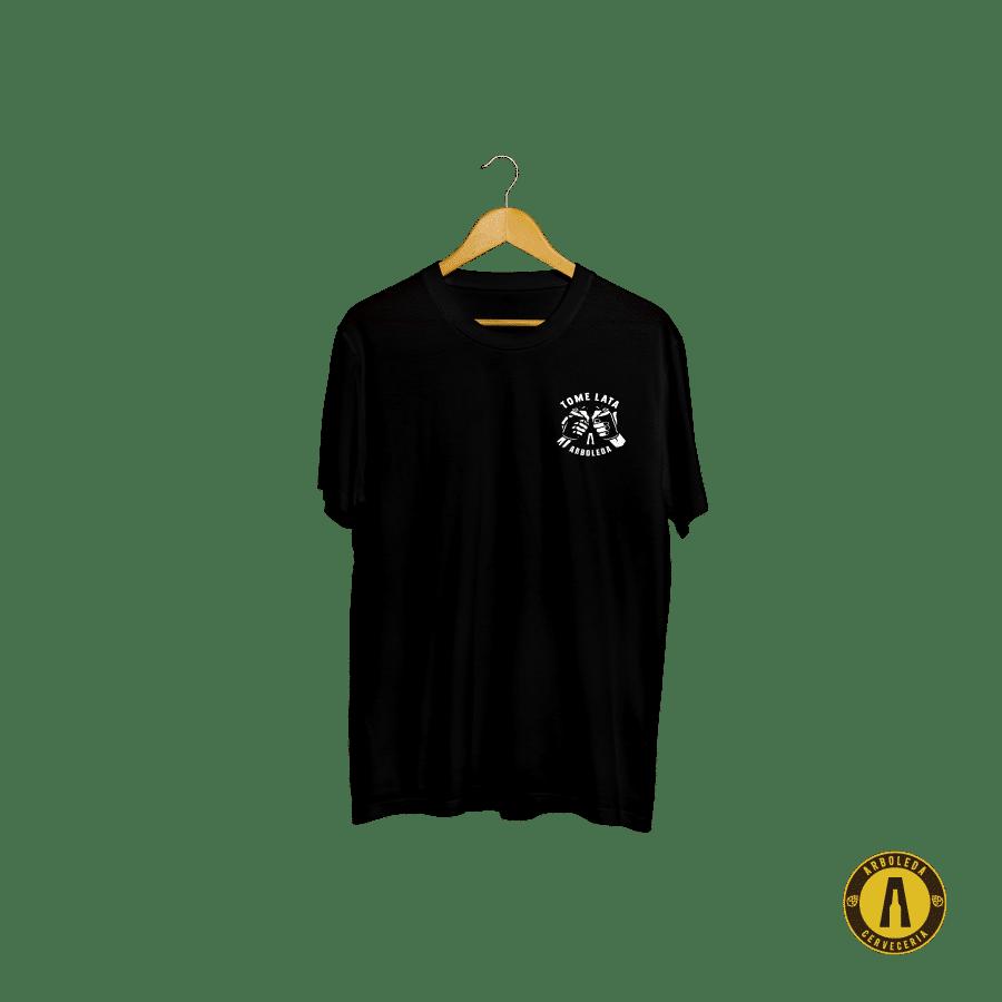 Camisa tome lata negra