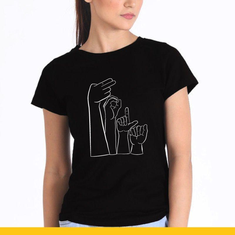 Camiseta HOLA