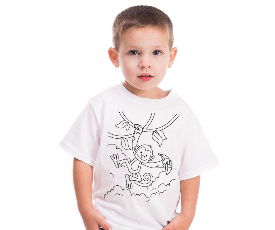 Kit Camiseta Mono