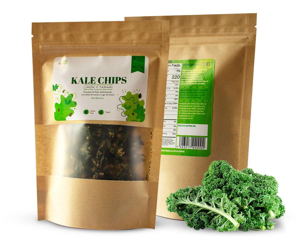 Kale Chips 40 g.