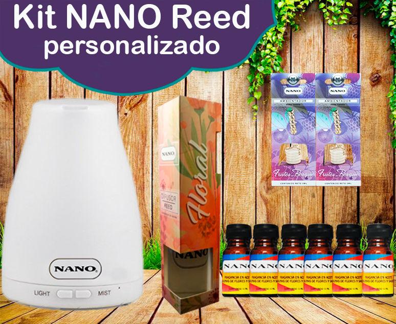Nano Kit Reed Personalizable