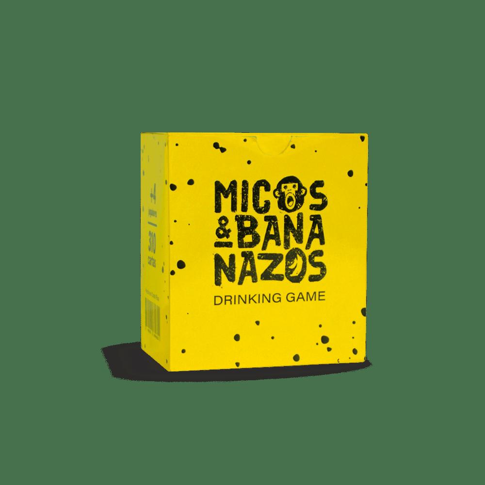 Micos & Bananazos (Juego base)