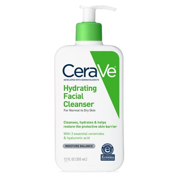 Limpiador para piel normal a seca
