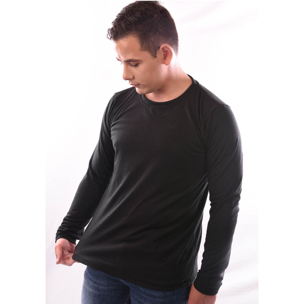 Camisa Clásica Manga Larga