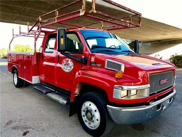 2004 GMC Kodiak C4500 Duramax Diesel