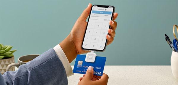 Square payment gateway app