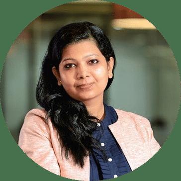 Shweta Sharma, Shopify.