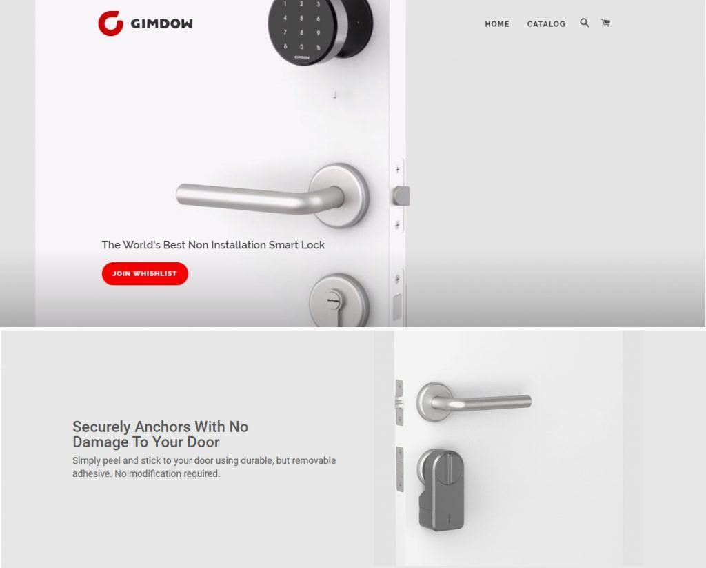 Gimdow Shopify development