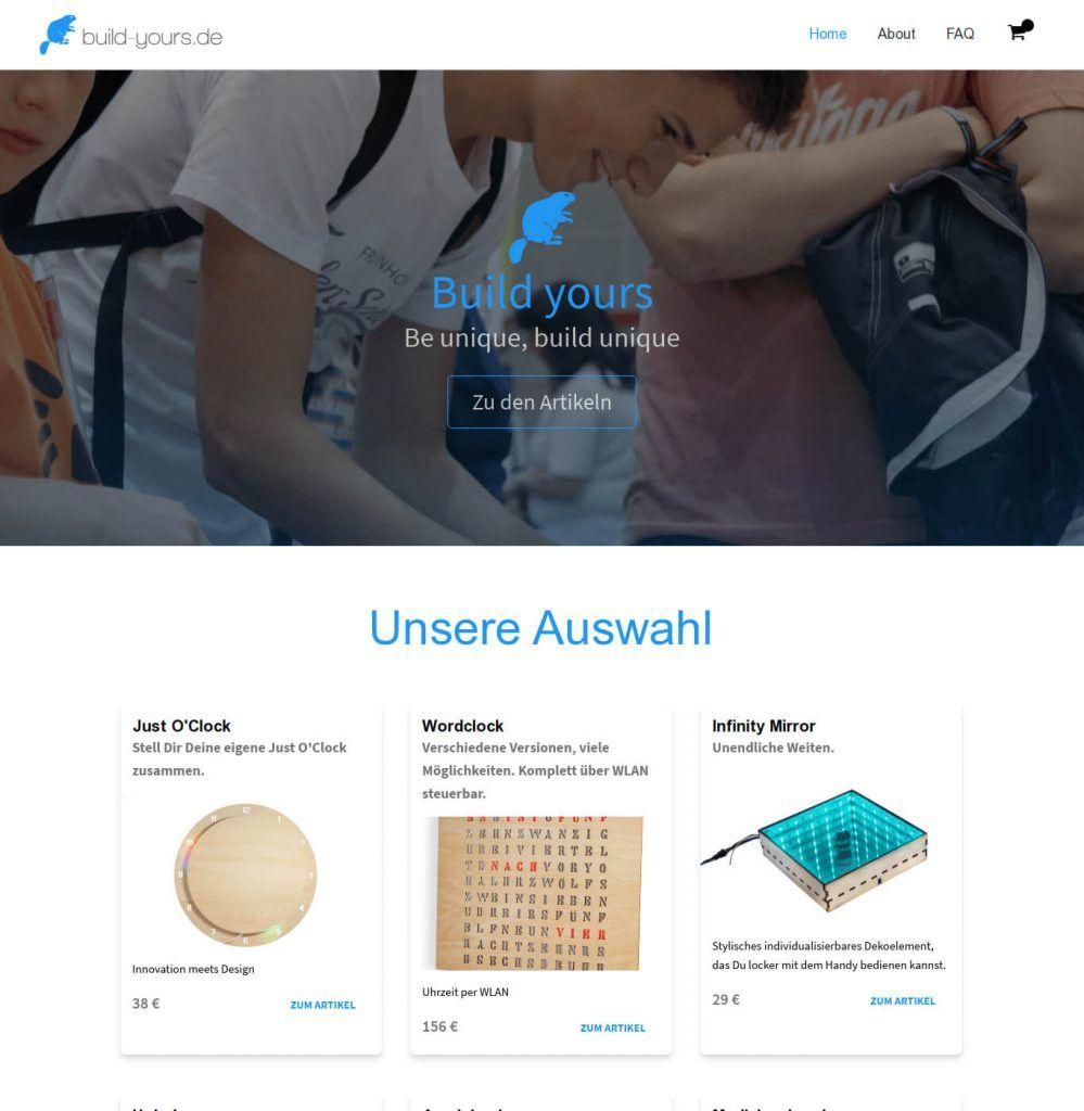 Build Yours - WordPress Development, Web Designing