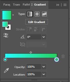 adding a gradient background