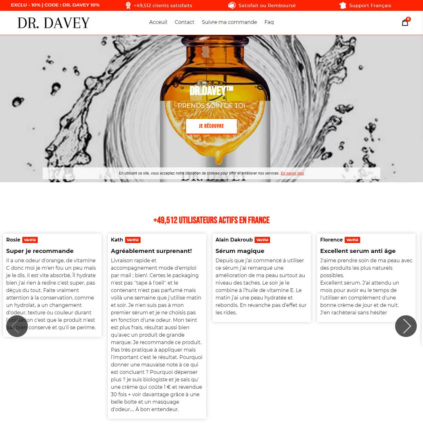 Dr davey