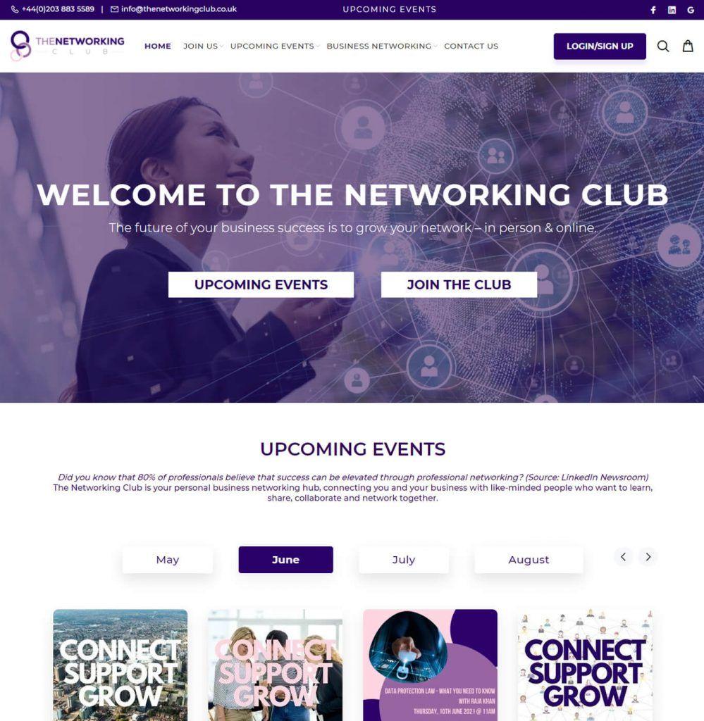thenetworkingclub uk