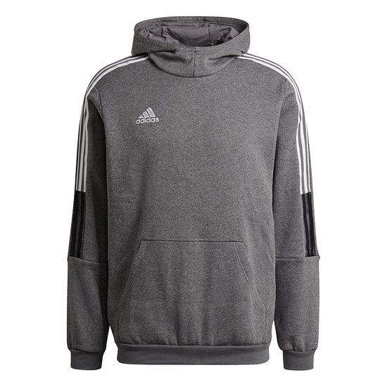 Adidas Hoodie Tiro 21 Grau