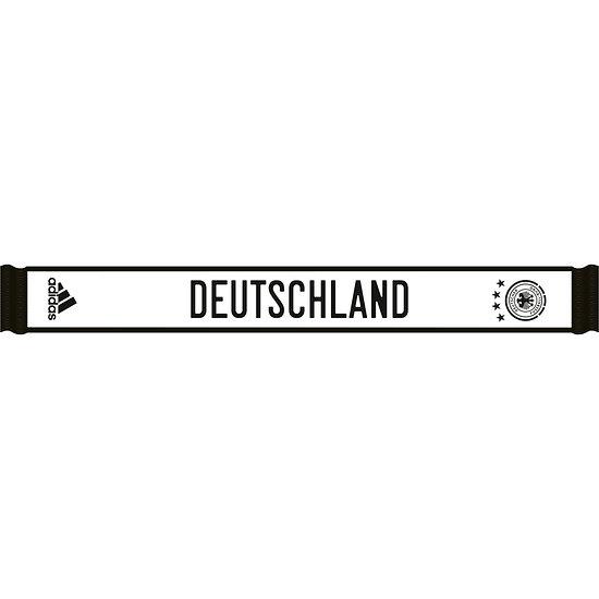 Adidas Deutschland DFB Schal EM 2021 Weiß