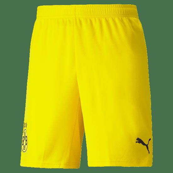Puma Borussia Dortmund Shorts 2021/2022 Gelb