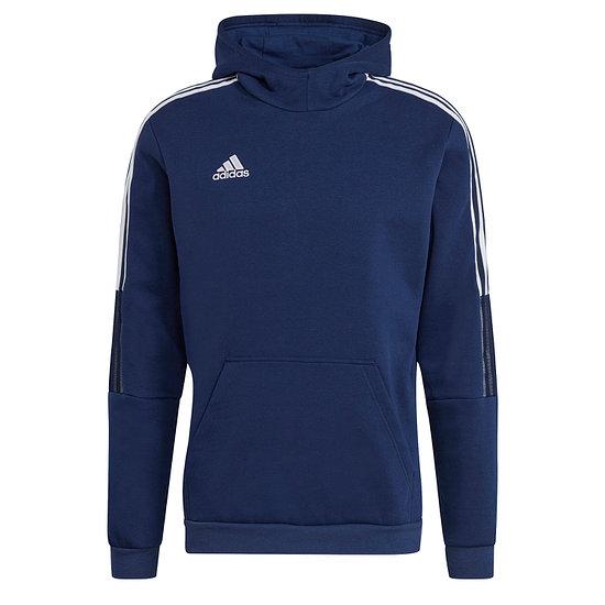 Adidas Hoodie Tiro 21 Blau