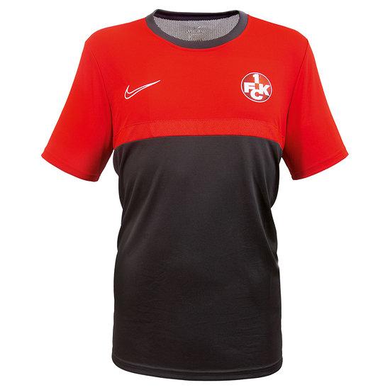 Nike 1. FC Kaiserslautern Trainingsshirt 2020/2021 Grau/Rot