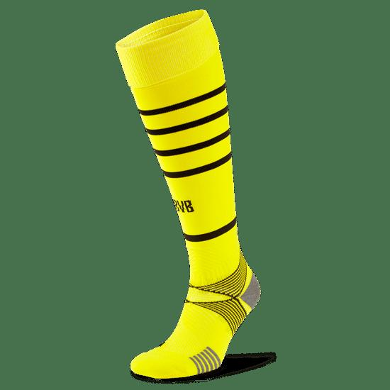 Puma Borussia Dortmund Stutzen 2021/2022 Heim Gelb