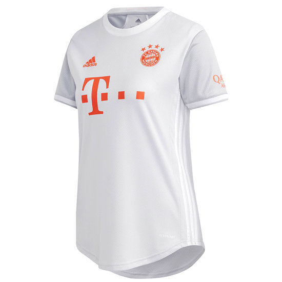 Adidas FC Bayern München Trikot 2020/2021 Auswärts Damen