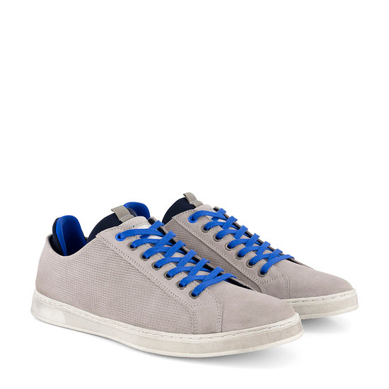 TRAVELIN OUTDOOR Sneaker Newquay grau
