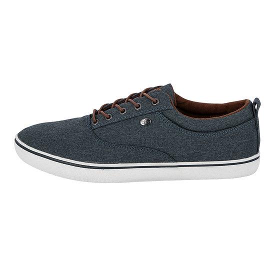 Lico Sneaker Laredo anthrazit/braun