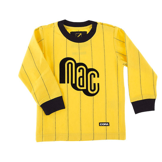 Copa NAC Breda My first football shirt