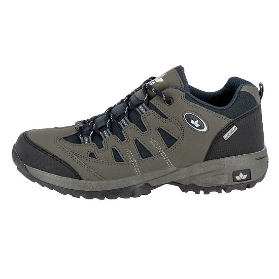 Lico Outdoorschuh Steppe Low marine/grau