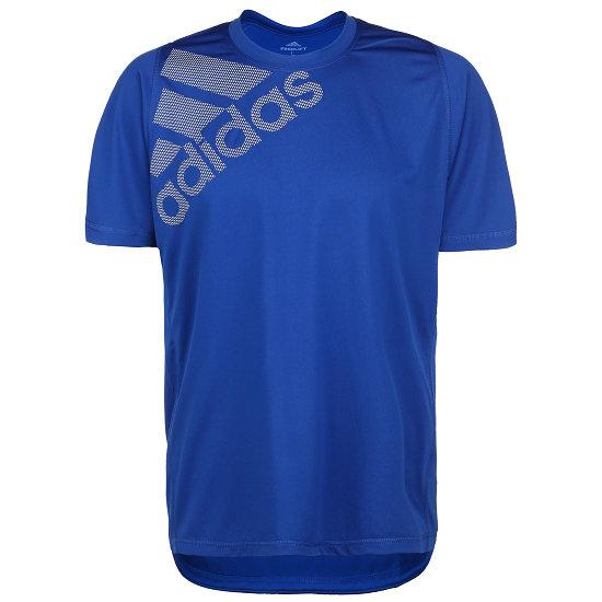 Adidas T-Shirt FREE LIFT Blau