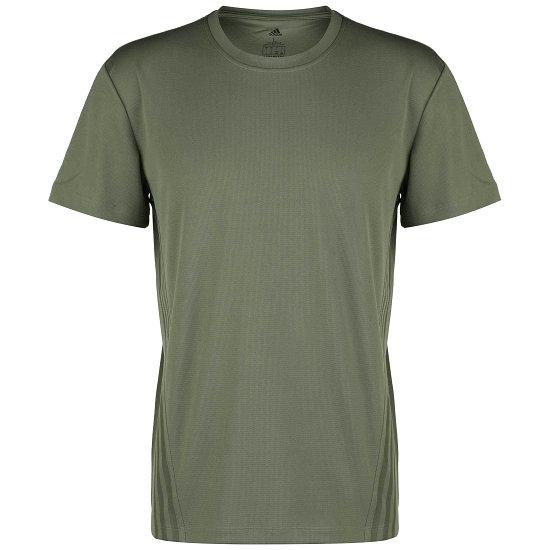 Adidas T-Shirt AEROREADY 3S Khaki