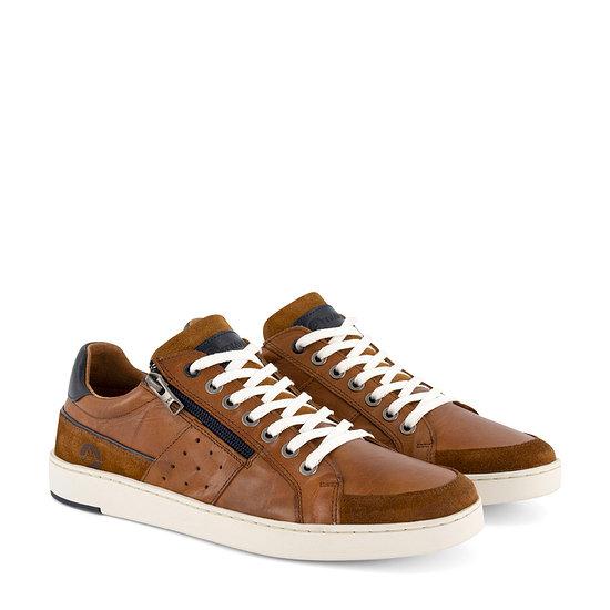 TRAVELIN OUTDOOR Sneaker Hereford cognac