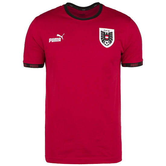Puma Österreich T-Shirt EM 2021