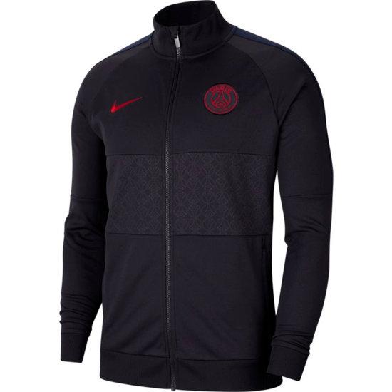 Nike Paris Saint-Germain Track Jacket Schwarz