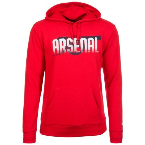 Puma FC Arsenal Hoodie CANNON