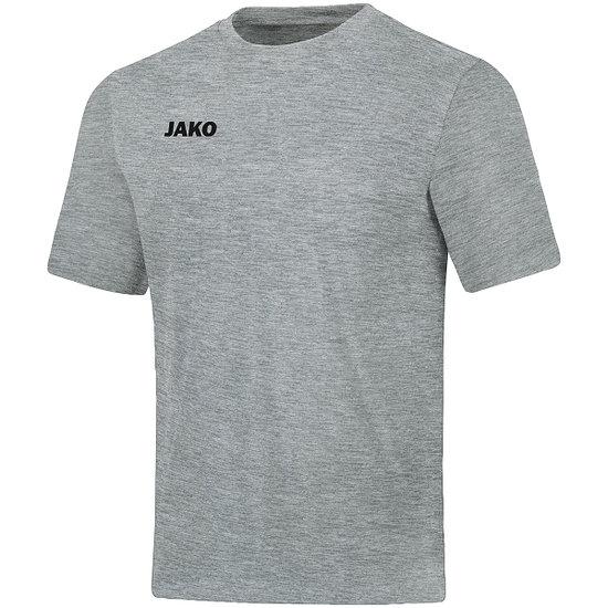 Jako T-Shirt Base hellgrau