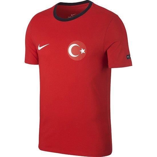 Nike Türkei T-Shirt Football Rot