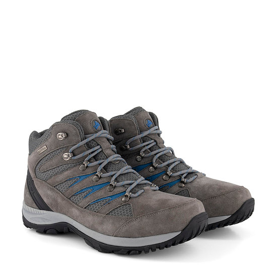 TRAVELIN OUTDOOR Wanderstiefel Nyborg grau