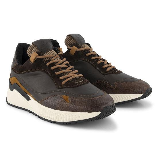DenBroeck Sneaker Baxter St. braun