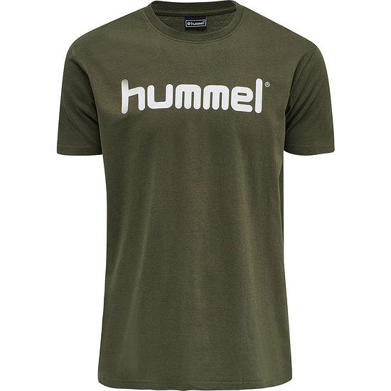 hummel T-Shirt Go Cotton Logo grape leaf