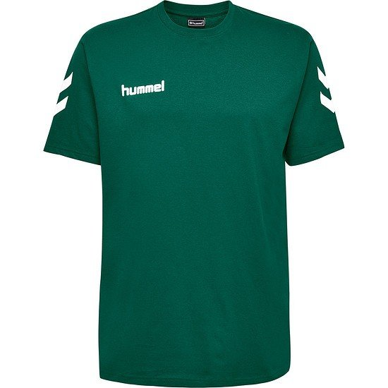 hummel T-Shirt Go Cotton grün