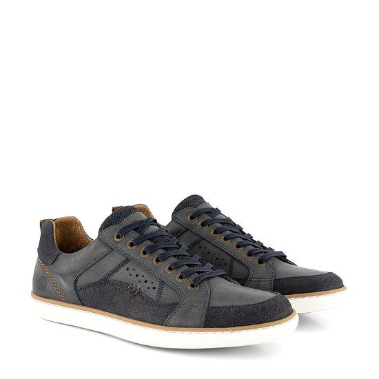 NoGRZ Sneaker W. Strickland blau
