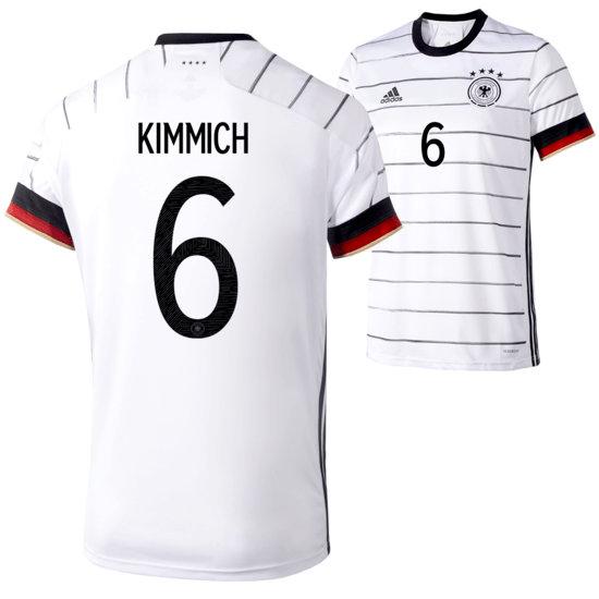 Adidas Deutschland EM 2021 DFB Trikot Heim KIMMICH Kinder